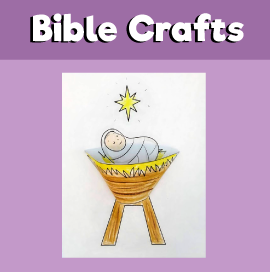 The birth of Jesus Craft