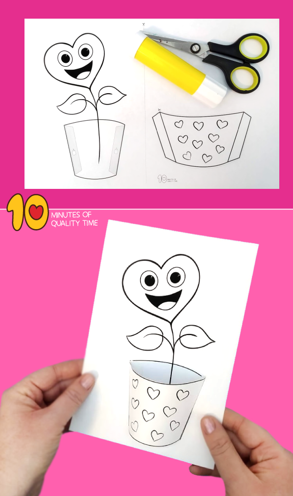 valentine's day crafts easy