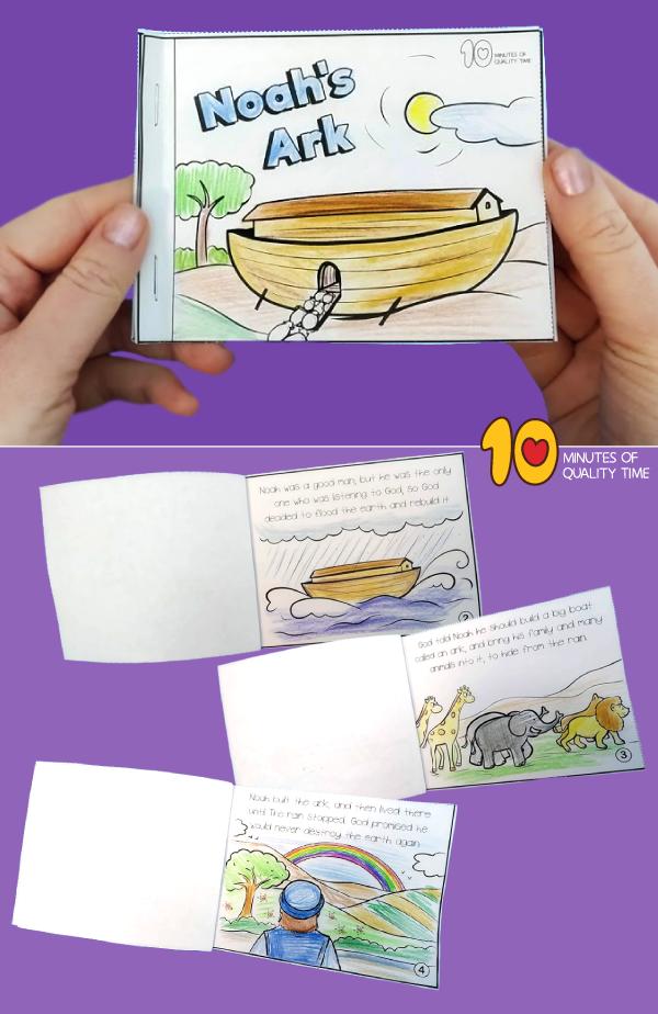 noah's ark short story