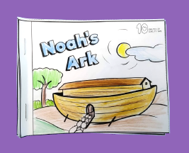 noah's ark story for kids