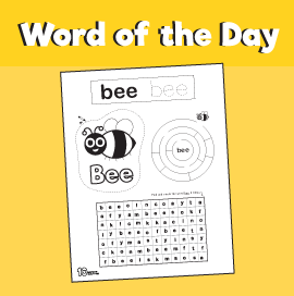 Word of the Day Bee