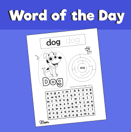 Word of the Day #10 - Dog