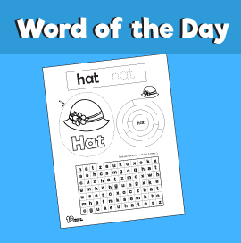 Word of the Day #12 - Hat