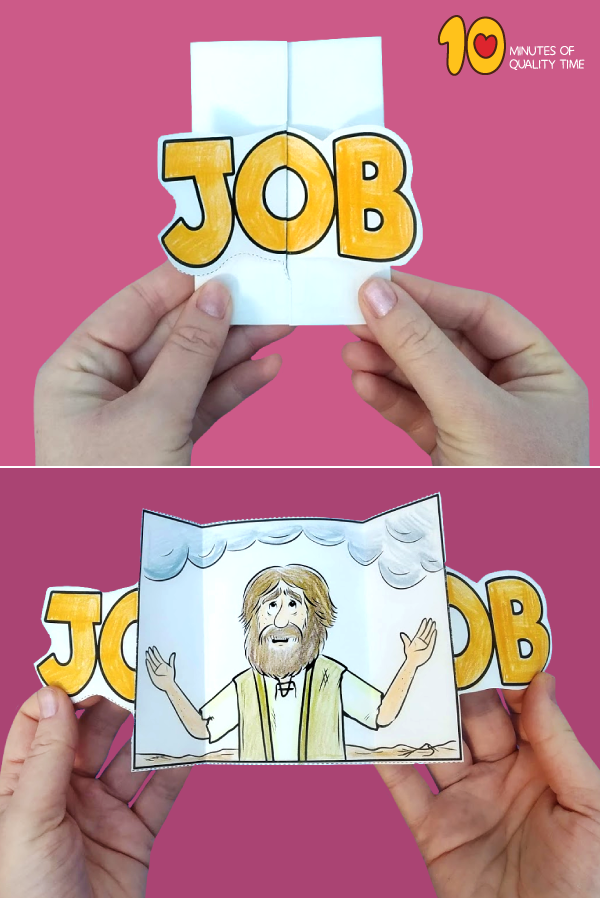 job bible activities