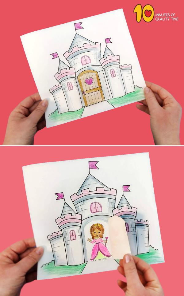princess craft ideas