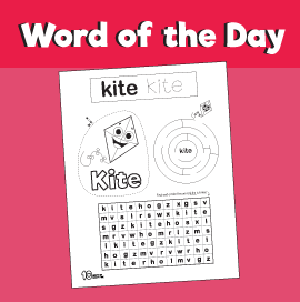 Word of the Day #20 - Kite