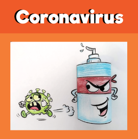 Fighting Coronavirus - 3D Soap Craft