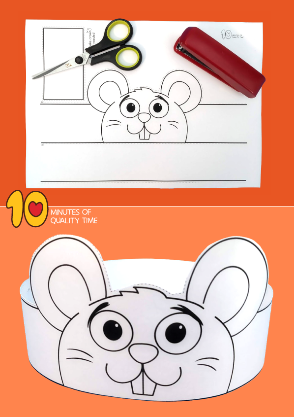 mouse craft ideas
