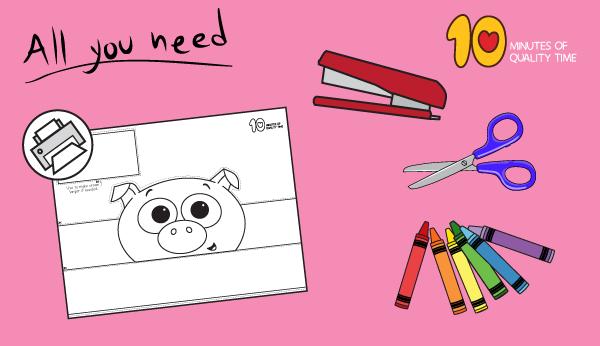 pig craft ideas