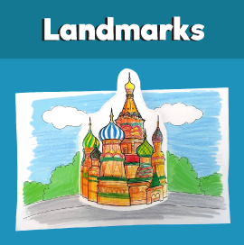 Saint Basil's Cathedral Craft
