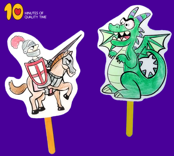 st georges day printables