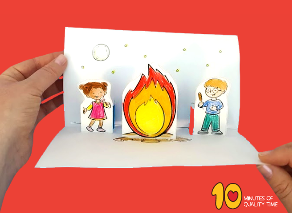bonfire printables