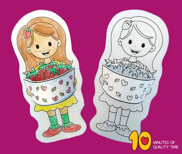 fruit crafts for preschool