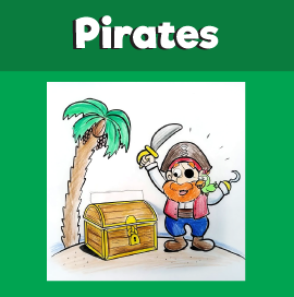 Pirate's Treasure Craft