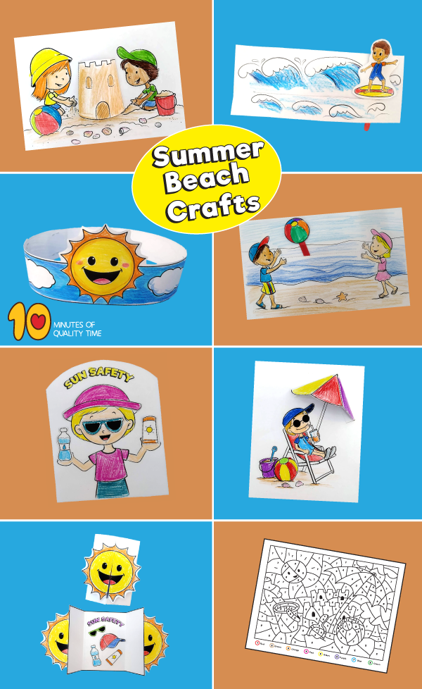 summer craft activities