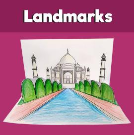 Taj Mahal Craft