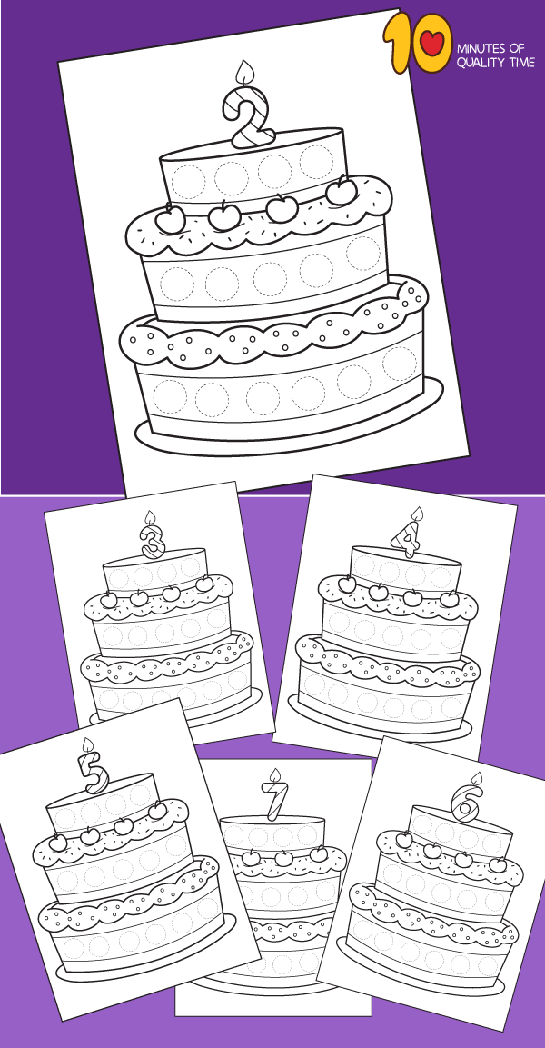 birthday do a dot