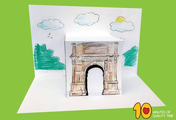 italy craft ideas for preschoolers