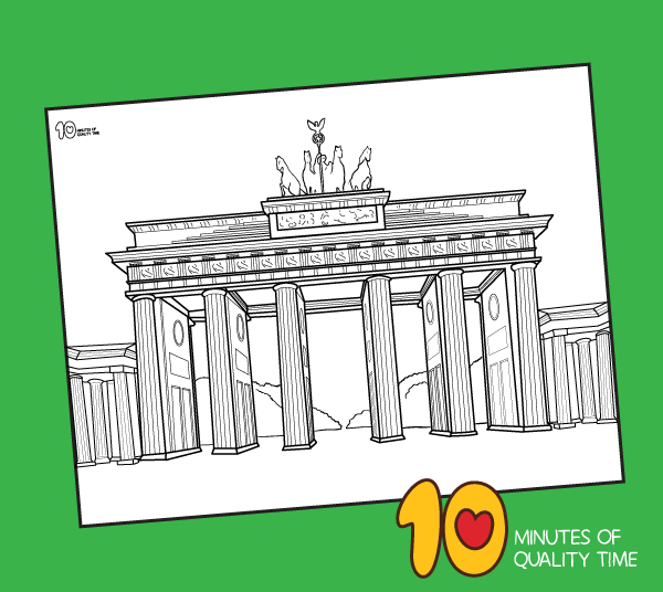 germany coloring pages printables