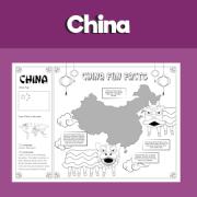 China Lesson Plan