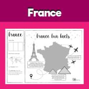 France Lesson Plan