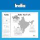 India Lesson Plan