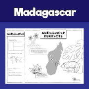 Madagascar Lesson Plan