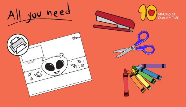 alien craft ideas