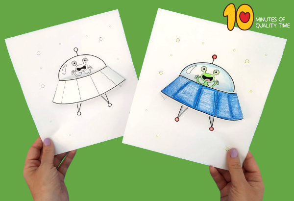 alien craft ideas for preschool