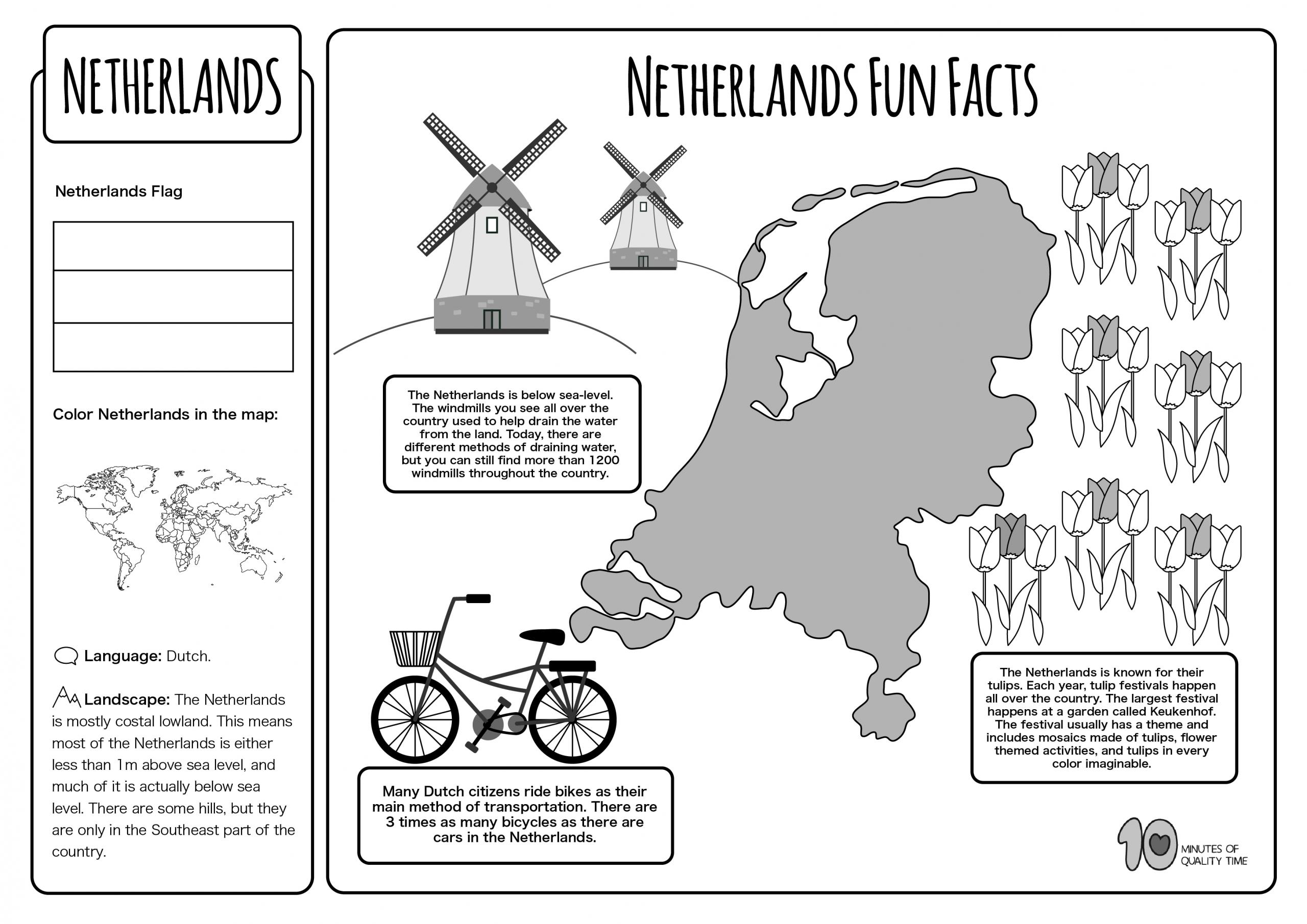 Netherlands Brochure
