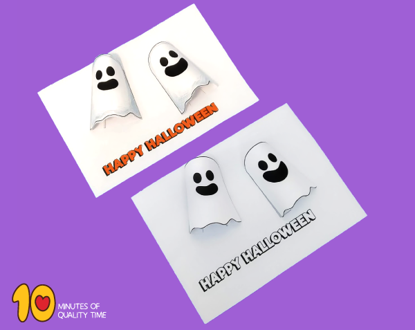 halloween ghost crafts for preschoolers