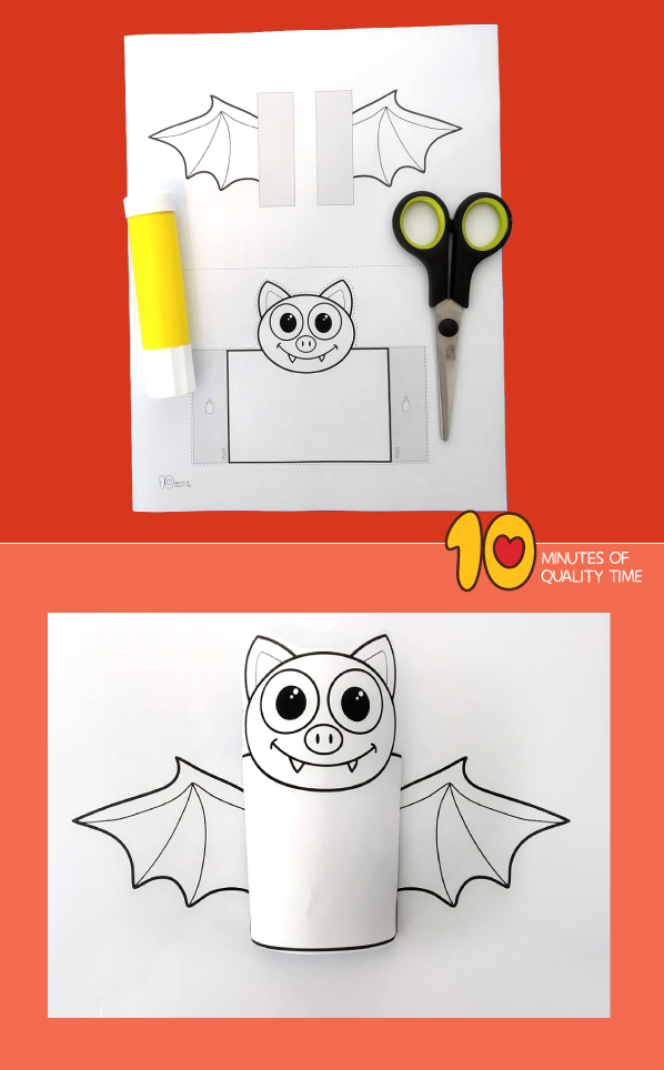 halloween bat craft ideas