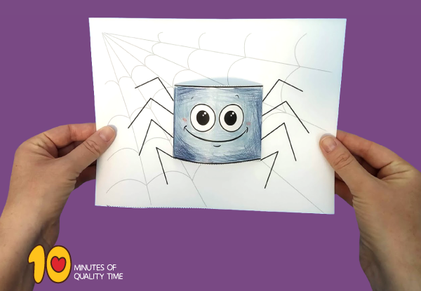 halloween spider craft ideas