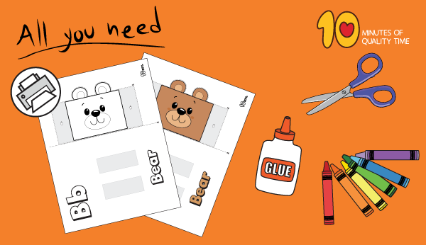 bear craft ideas
