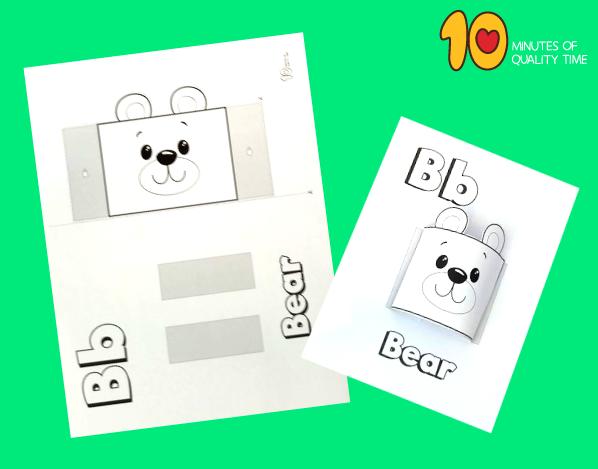 bear craft activities