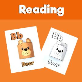 bear paper craft
