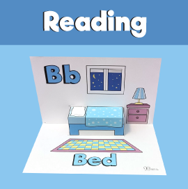 Bed 3D Craft