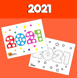 2021 New Years Do a Dot