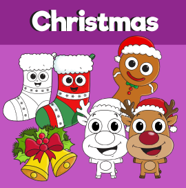 Free Christmas Clipart Pack