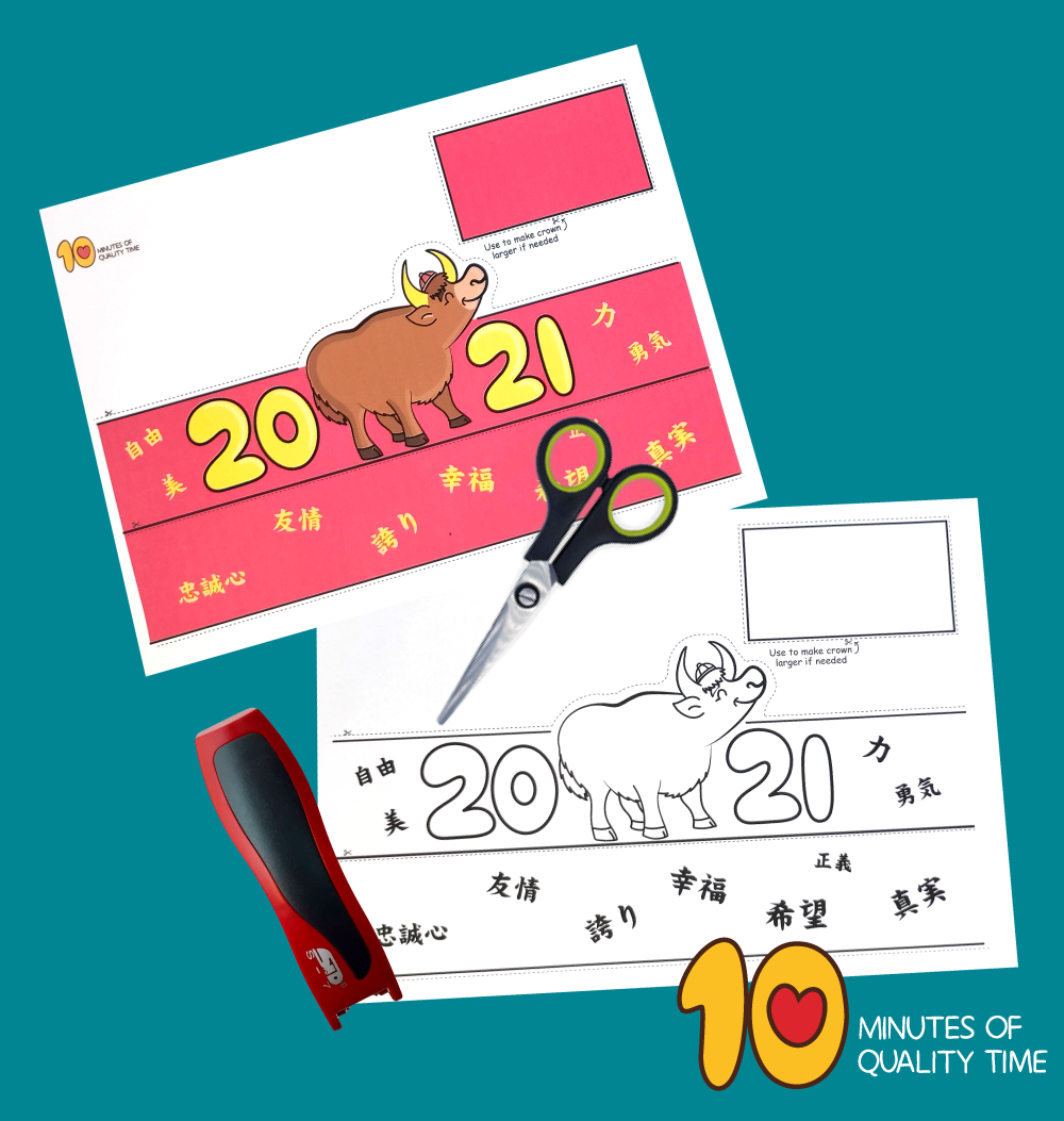chinese new year craft for preschoolers