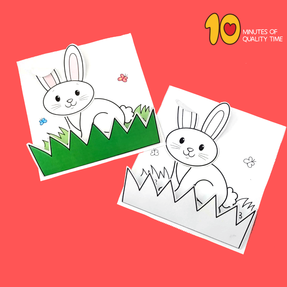 bunny crafts for toddlers