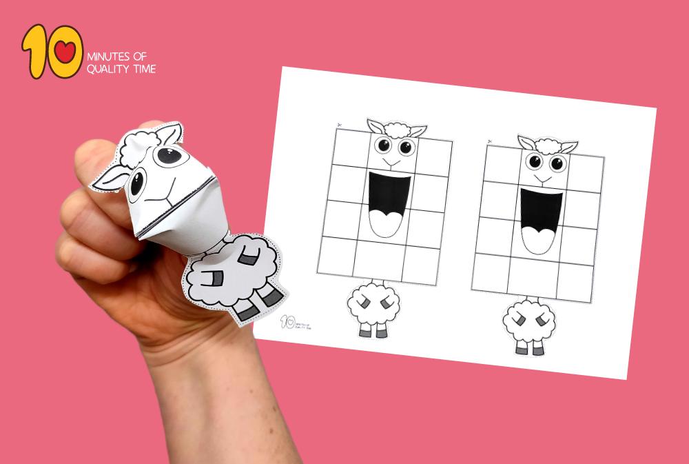 easter lamb craft ideas