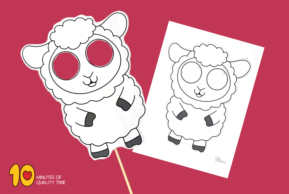 easter lamb crafts