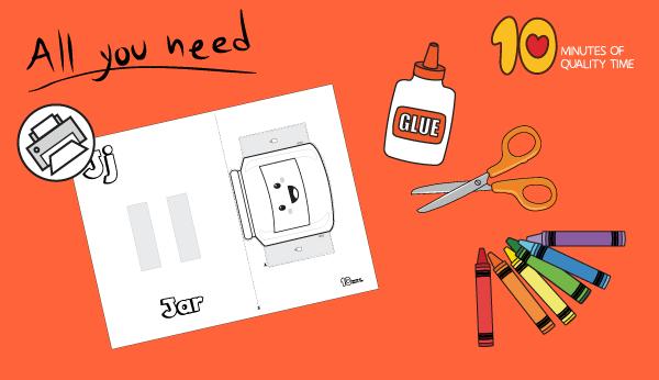 letter j craft ideas