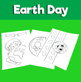 3 Earth Day Crafts