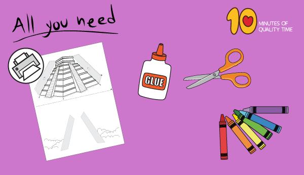mexico crafts for preschoolers