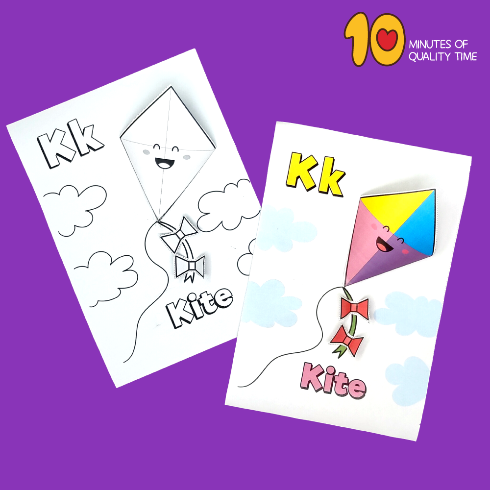 letter k crafts for toddlers