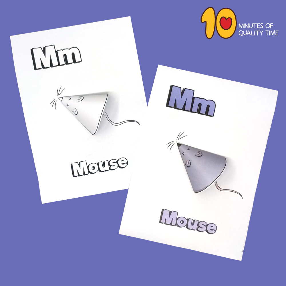letter m craft activity