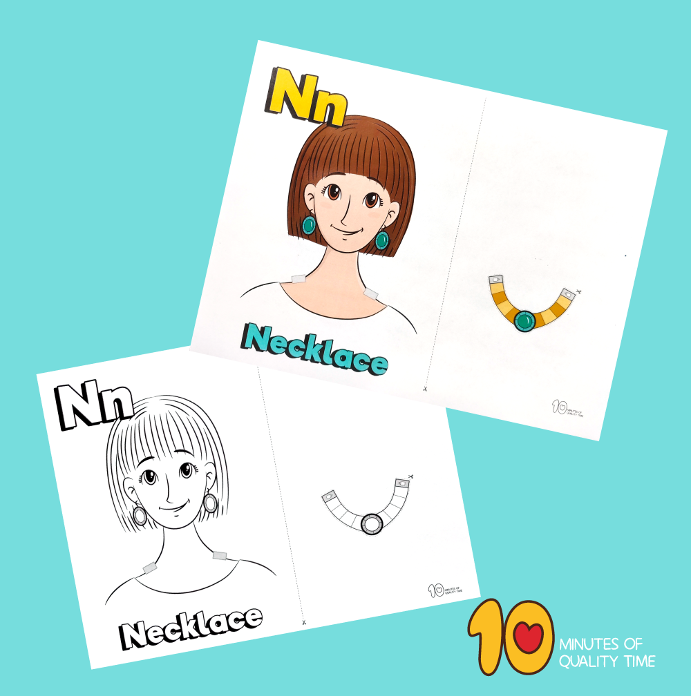 letter n craft ideas