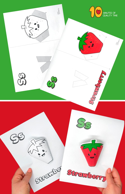 letter s craft activities for preschoolers